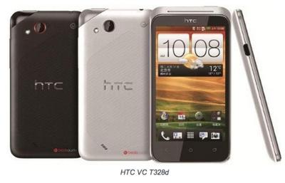 HTC lanza en China una nueva línea de teléfonos con ICS