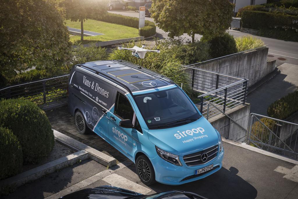 Mercedes-Benz Van