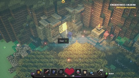 Minecraft Dungeons Guia
