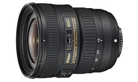 Nikon presenta los nuevos objetivos 18-35mm f/3.5-4.5G y 800mm f/5.6E