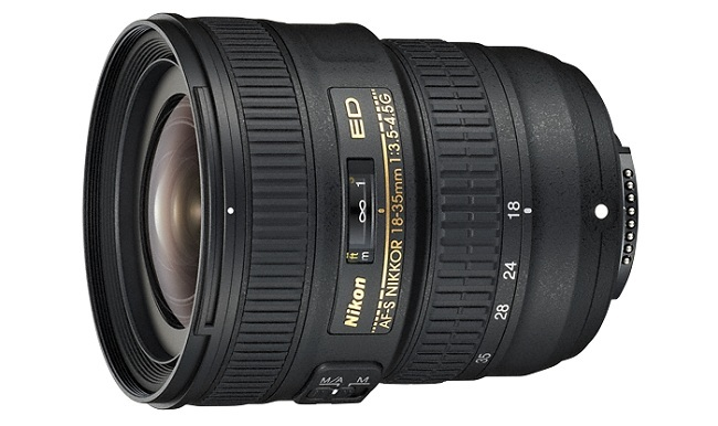 AF-S Nikkor 18-35mm f/3.5-4.5