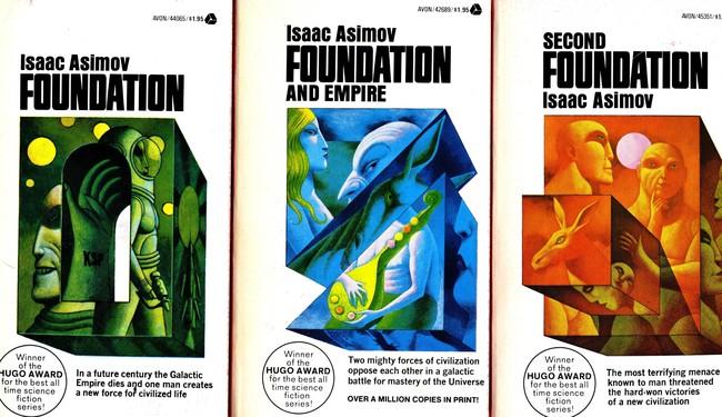La serie de 'Fundación' ya tiene hogar: Apple se queda la adaptación de la saga de Asimov