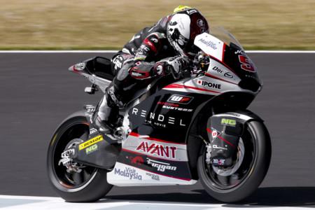 Johann Zarco Campeon Moto2 2015 2