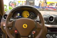 La envidia me corroe, Ferrari 599 GTB en Vigo