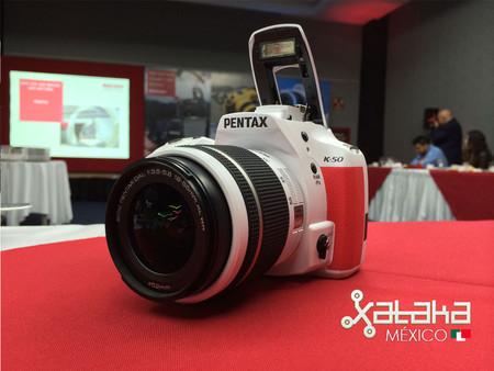 Pentax K50 Mexico