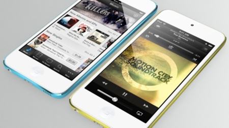 apple ipod touch ios 6
