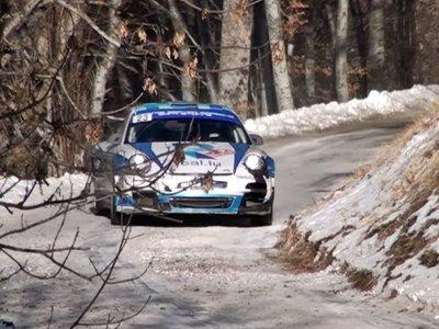Y así, Romain Dumas y su Porsche 911 GT3 RS convierten un infierno helado en minuto y medio de maestría