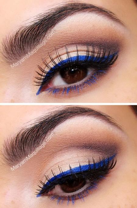 Eyeliner Azul Cobalto