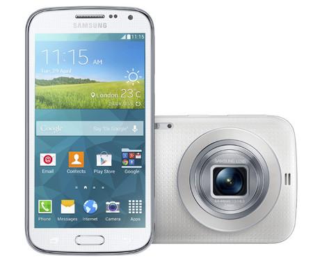 Samsung Galaxy K  Zoom en México