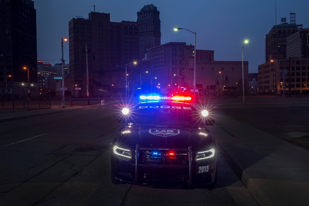 Foto de Dodge Charger Pursuit 2015 (5/10)