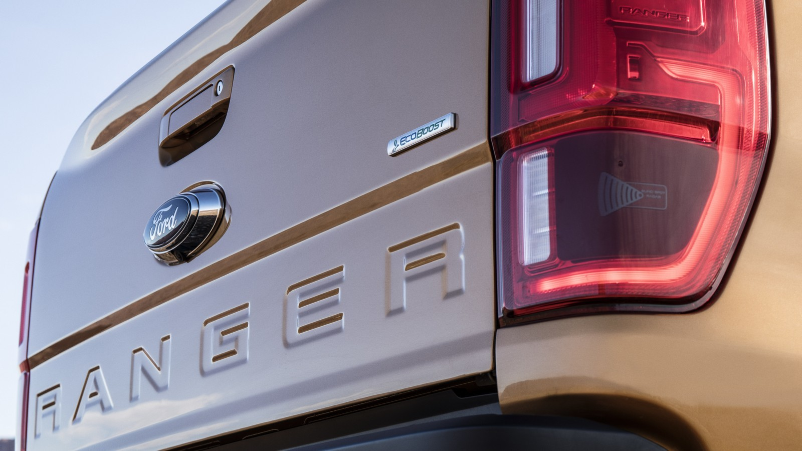 Foto de Ford Ranger 2019 (11/20)