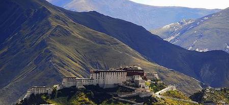 Tibet: se terminaron de reparar las antiguas residencias de los Dalai Lamas