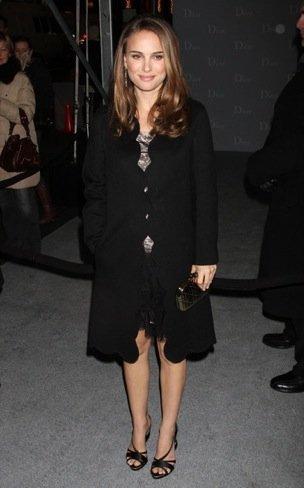 Natalie Portman rostro