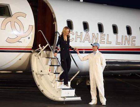 Colección Cruise de Karl Lagerlfeld para Chanel