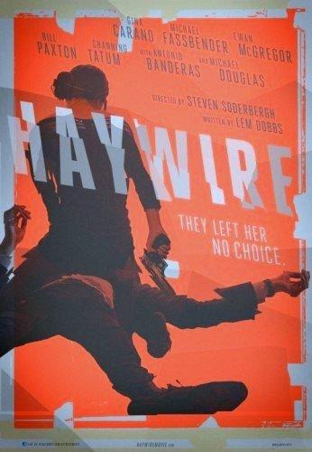'Haywire' de Steven Soderbergh, cartel y tráiler