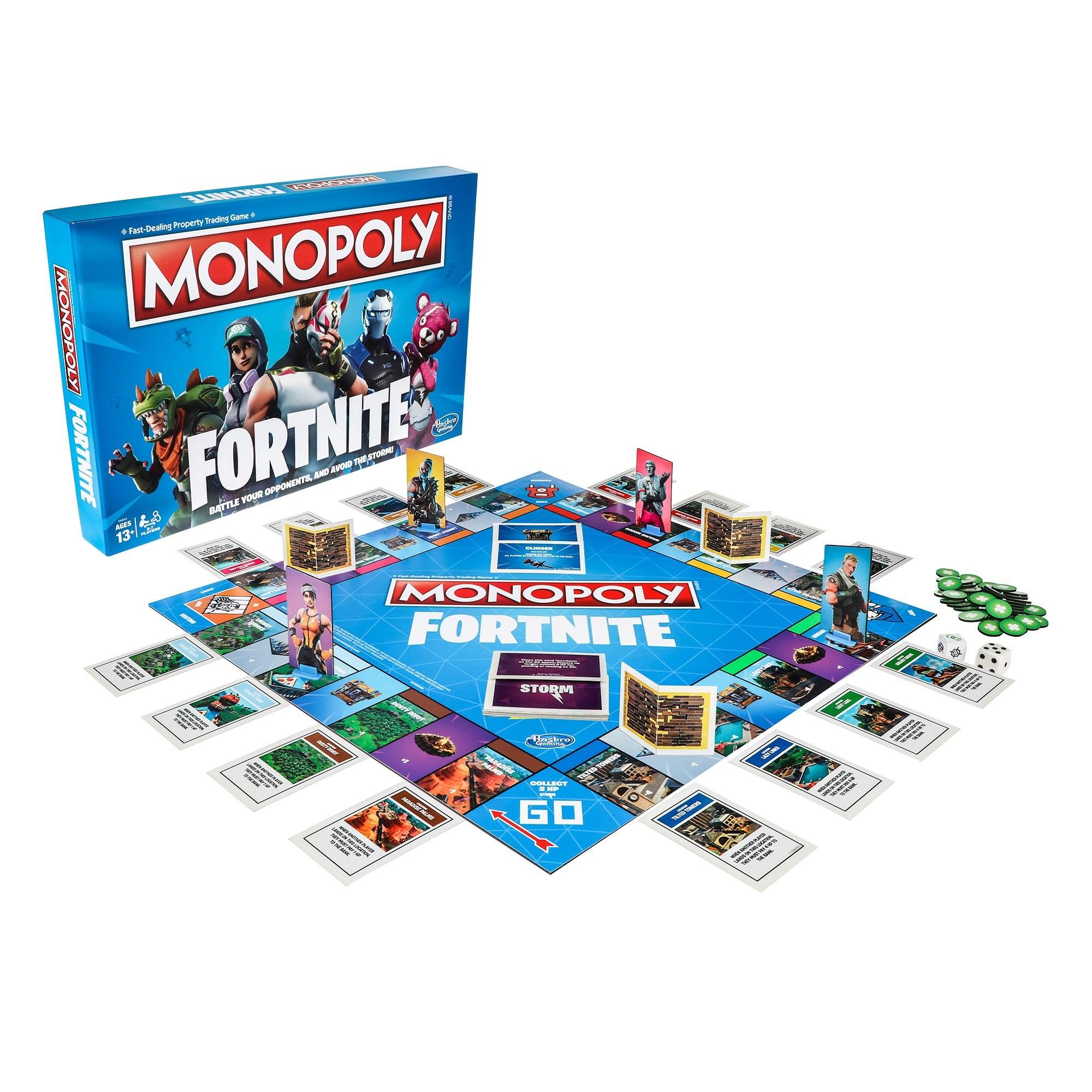 Foto de Monopoly de Fortnite (5/5)