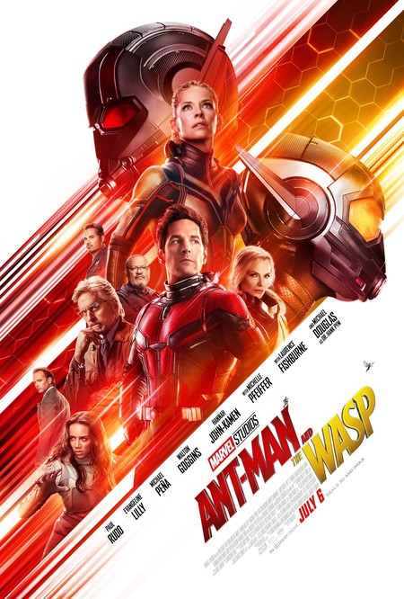Ant Man And The Wasp Complete Poster