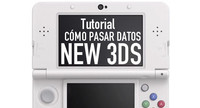 Tutorial: cómo transferir datos de Nintendo 2DS o 3DS a New Nintendo 3DS y XL