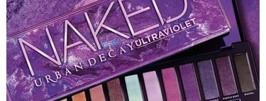 Urban Decay lanza la nueva paleta de sombras de ojos Naked Ultraviolet con Camila Mendes como protagonista de la campaña
