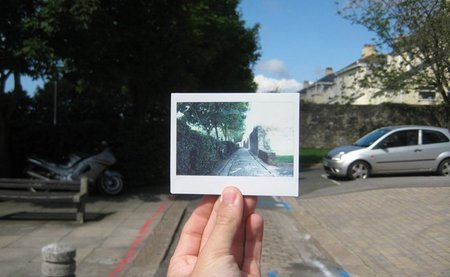 La fotografía a través de la fotografía