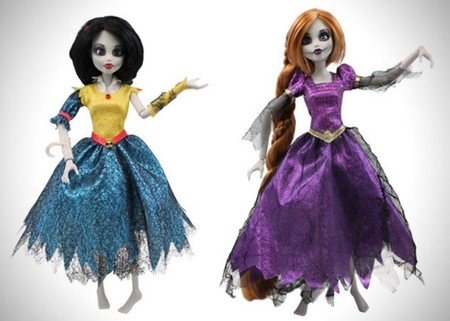 Princesas Disney, ¿zombis?