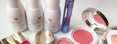 Probamos el perfecto set de maquillaje para esta primavera: la nueva colección de Clarins, con la base Milky Boost como gran novedad