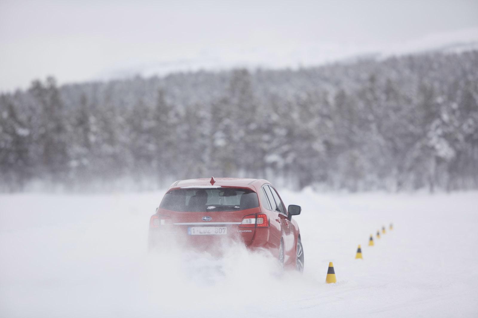 Foto de Subaru Snow Drive 2016 (35/137)