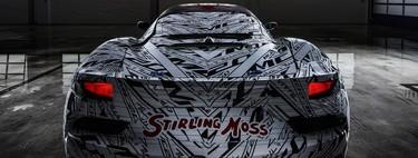Con el Maserati MC20 Prototipo, la firma de Módena rinde homenaje a Stirling Moss