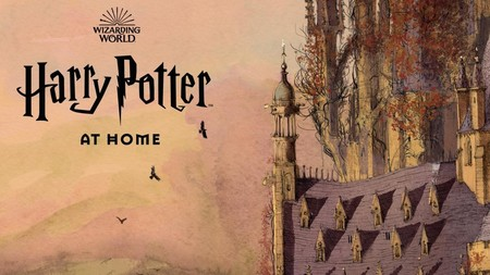 'Harry Potter at Home', la web para que los fans de Harry Potter se diviertan y aprendan durante la cuarentena