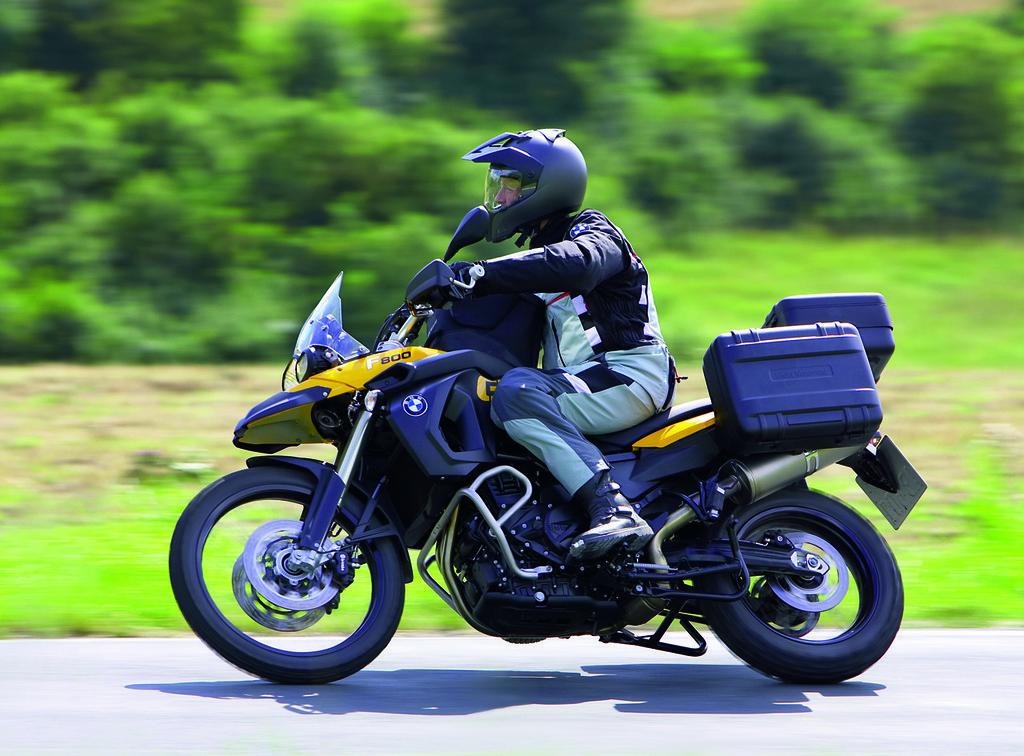 Foto de BMW F 800 GS 2008 (27/30)