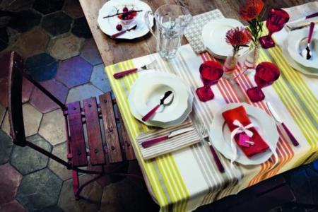 Prepara tu mesa para la Navidad con la colección Belle Epoque de Guzzini