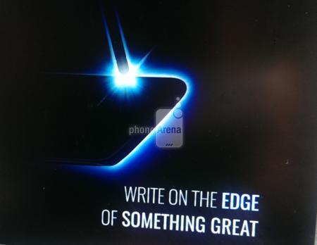 Galaxy Note 7 Edge, filtración parece confirmar la siguiente phablet de Samsung