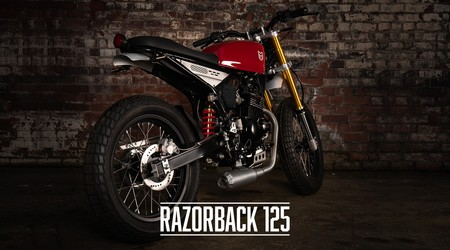Mutt Bike Razorback 125 01