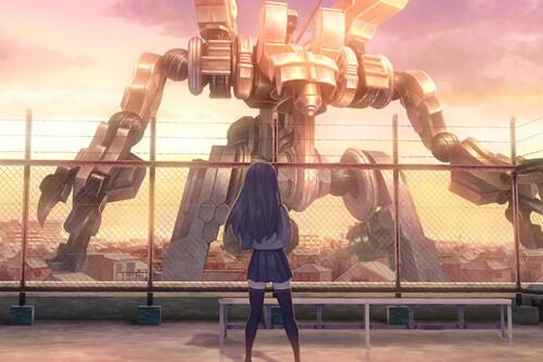 13 Sentinels: Aegis Rim es la última gran estrella de las visual novel. Esto es lo que opina de él alguien que no soporta ese género