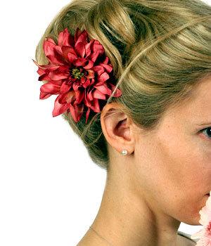Accesorios para el pelo de la novia