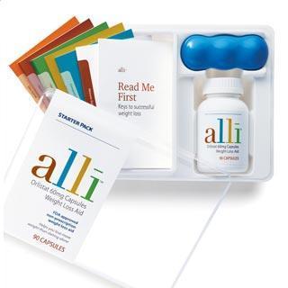 Alli: medicamento para adelgazar sin receta médica. No es la solución contra la obesidad