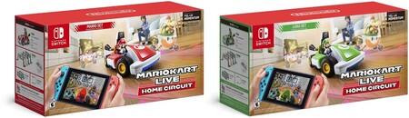 Preventa de Mario Kart Live: Home Circuit para Nintendo Switch en México