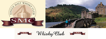 Single Malt Whisky Club, el club del whisky ya en español