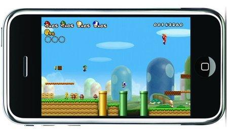 ¿Juegos de Nintendo para Iphone?