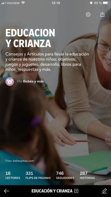 Educa-Crianza-Flipboard