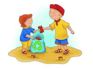 Vuelve Caillou para enseñar el cuidado del entorno y de la salud