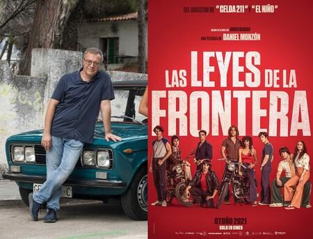 """""""Hay menos películas directas a plataformas que acaban teniendo una relevancia, a diferencia de los estrenos en cines"""". Daniel Monzón ('Las leyes de la frontera')"""