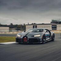 Bugatti Chiron Pur Sport corriendo en pista, así es como la marca te quiere convencer para desembolsar 75 MDP