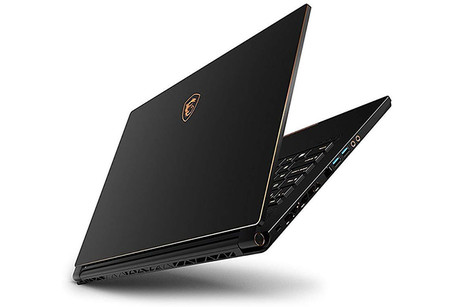 Msi Gs65 Stealth Thin 8re 252es Ordenador Portatil Gaming 15 6 22 Full Hd 144 Hz Coffeelake I7 8750h 16gb Ram 512gb Ssd