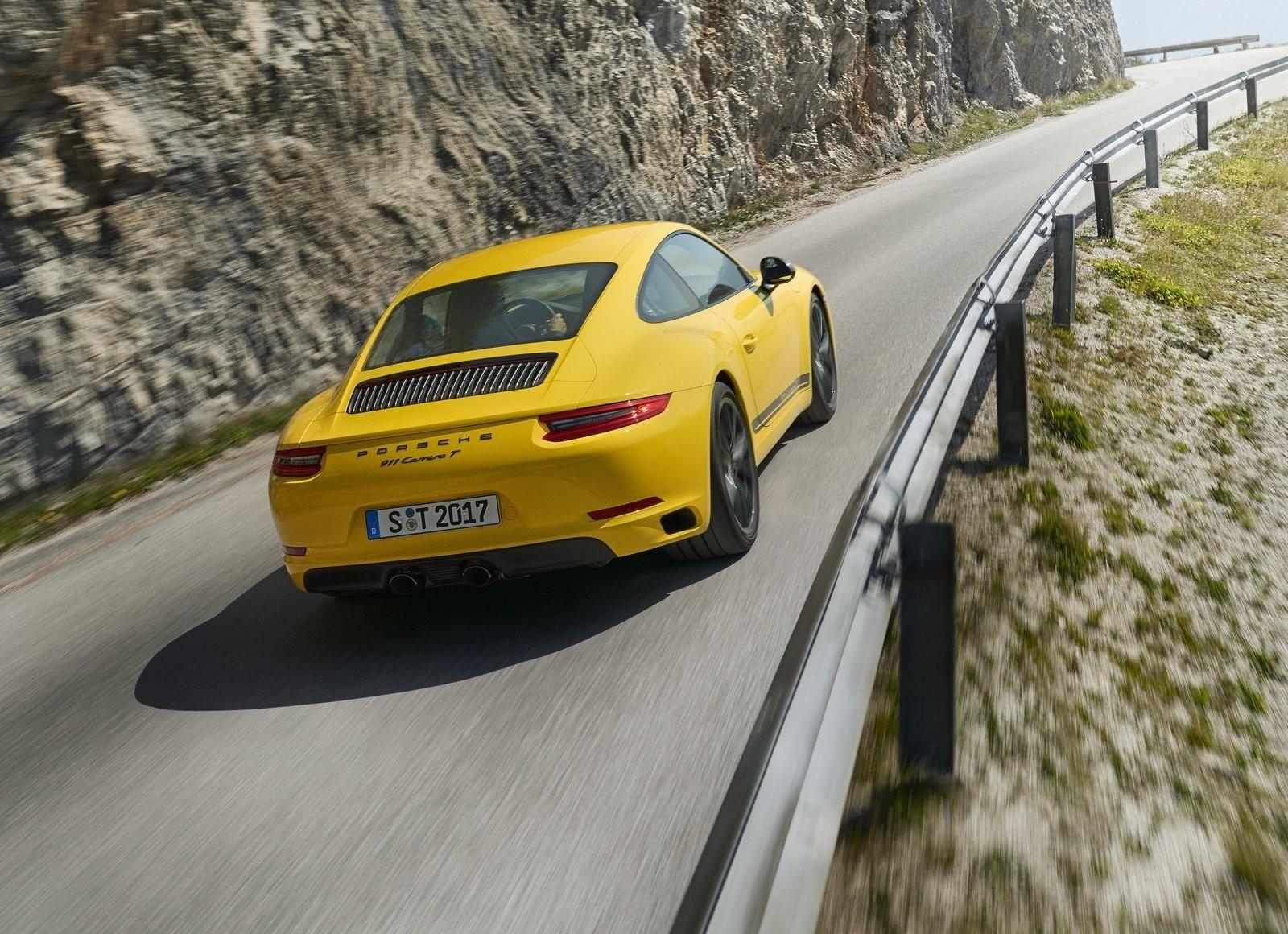 Foto de Porsche 911 Carrera T (6/13)