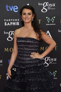 Premios Goya 2015: Penélope Cruz volvió cual hija pródiga