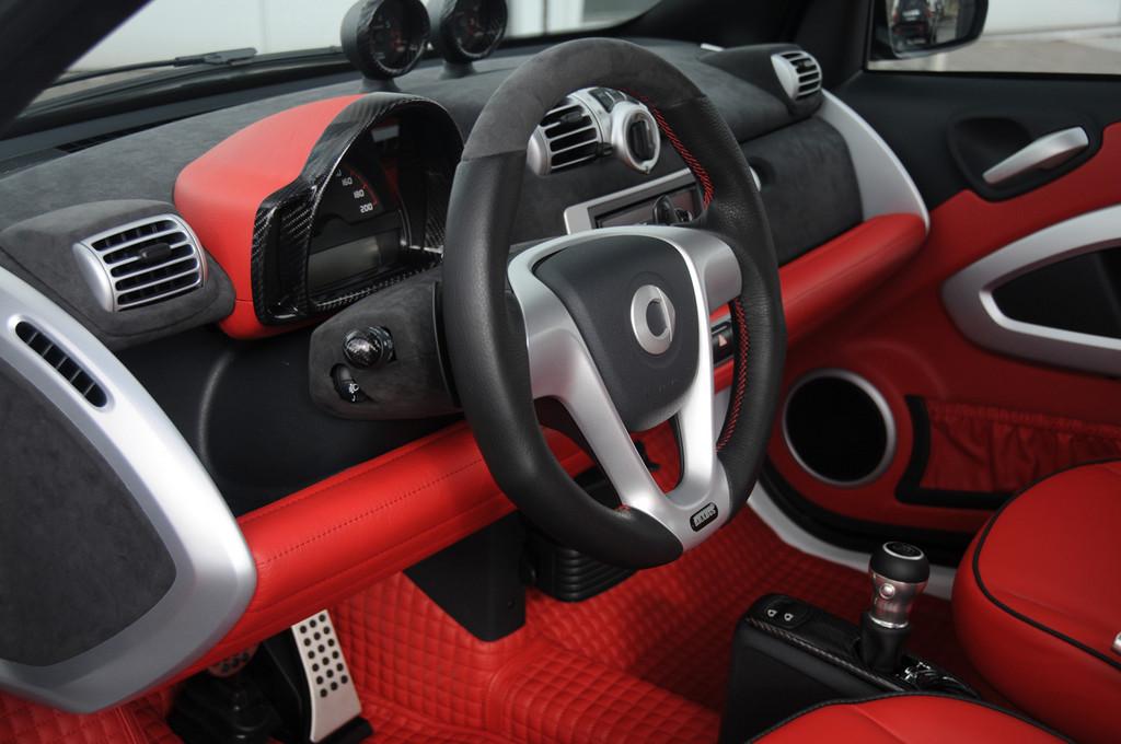 Foto de Brabus SLR McLaren y Brabus Smart Ultimate 112 (36/40)