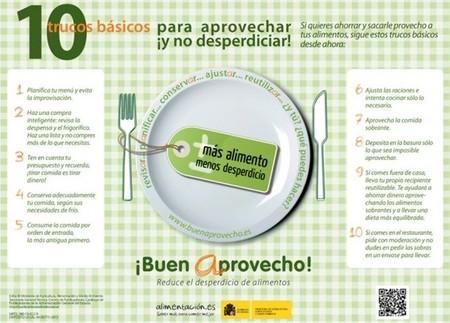 En la Semana de la reducción de desperdicios: recetario y 10 trucos básicos para aprovechar alimentos