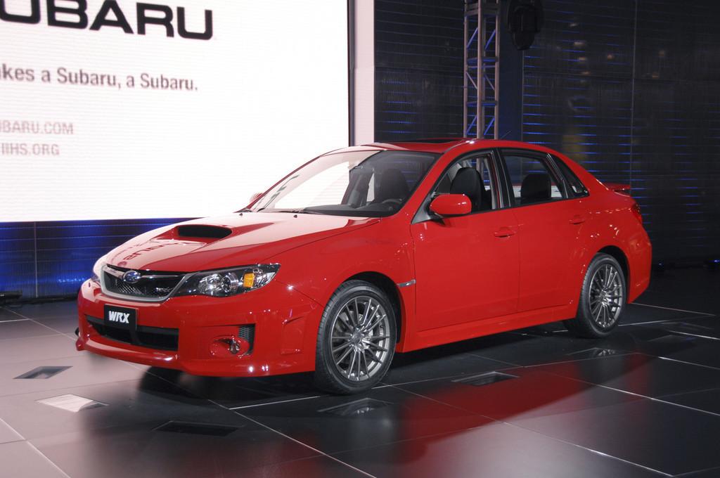 Foto de 2011 Subaru Impreza WRX (1/12)