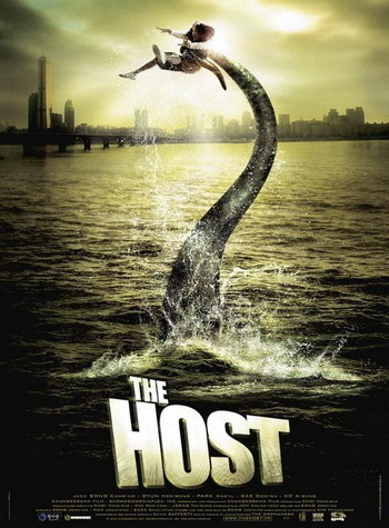 Posters de 'The Host' de Bong Joon-ho